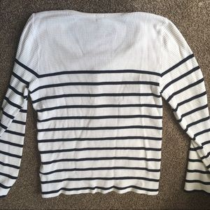 J. Crew Tops - J. Crew Thermal Henley Waffle Knit Henley